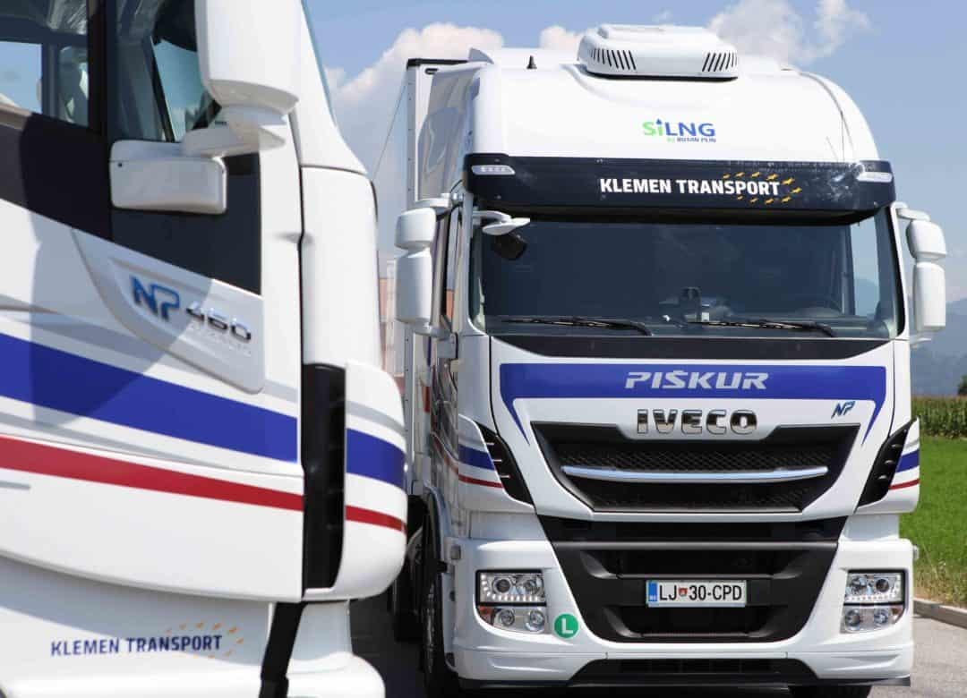 Iveco LNG