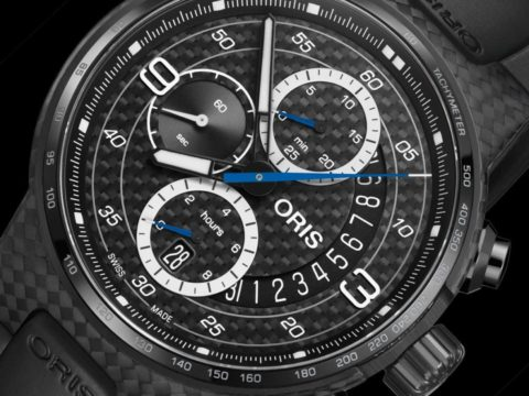 Oris Williams FW41 aBlogtoWatch 5