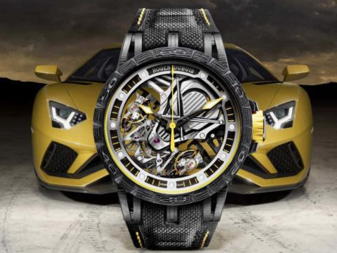 Roger Dubuis Lamborghini Press Release 1