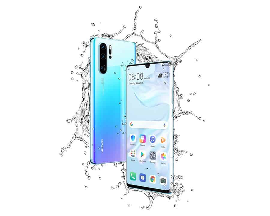 Huawei P30 Pro Splash Proof