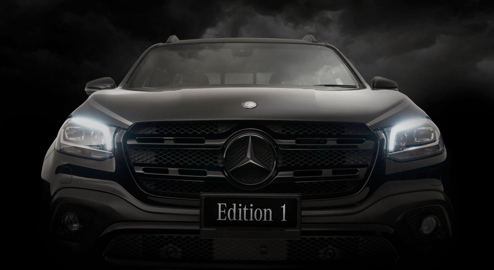 Mercedes Benz X Edition 1