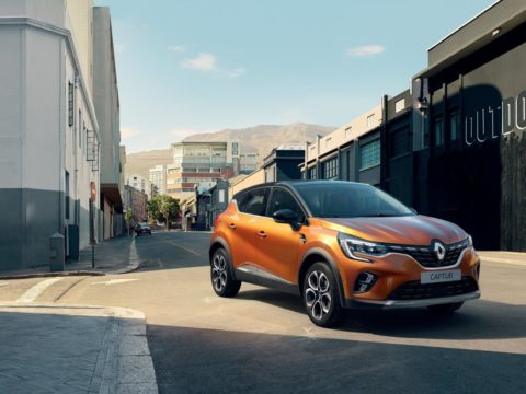 21229587 2019   New Renault CAPTUR