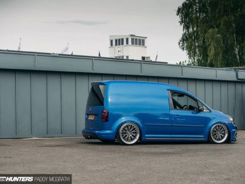 2018 Players Classic VW Caddy TFSI for Speedhunters by Paddy McGrath 15
