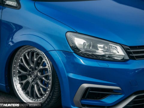 2018 Players Classic VW Caddy TFSI for Speedhunters by Paddy McGrath 2