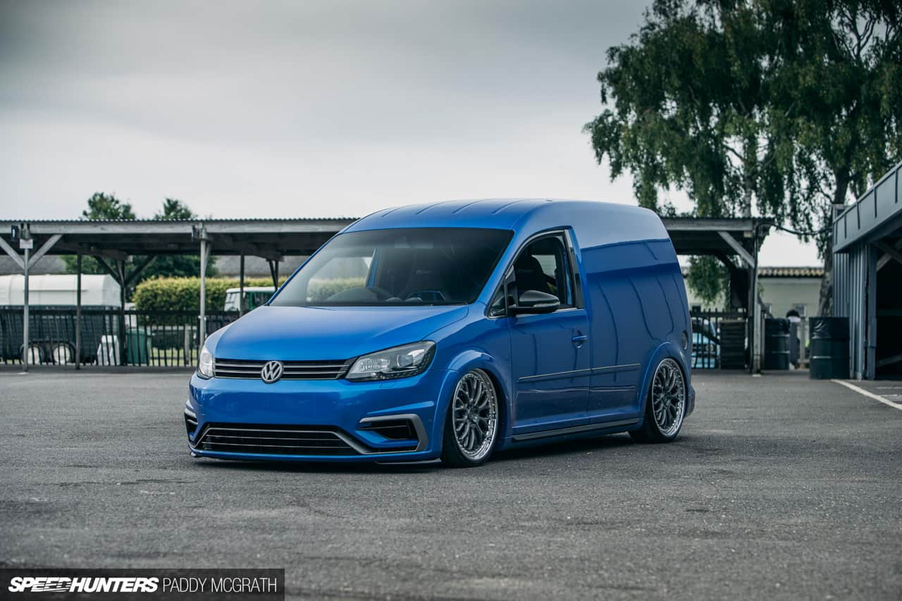 2018 Players Classic VW Caddy TFSI for Speedhunters by Paddy McGrath 4