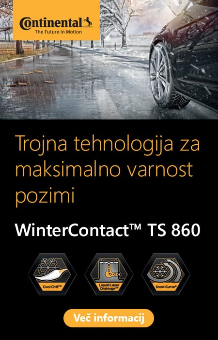 Continental WinterContact™ TS 860