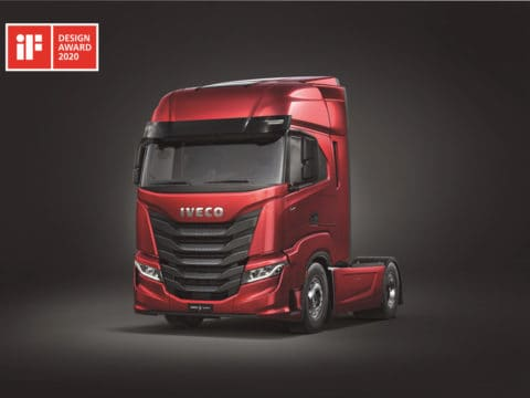 IVECO S WAY IF DESIGN AWARD
