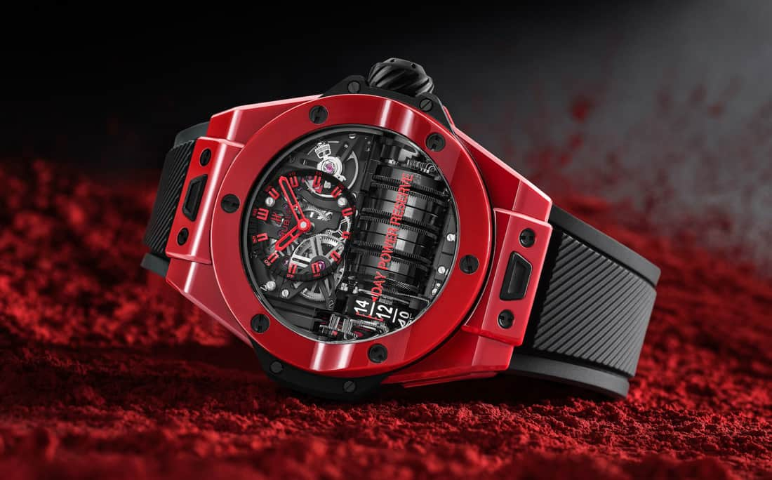 Hublot Big Bang MP 11 Red Magic Watch5