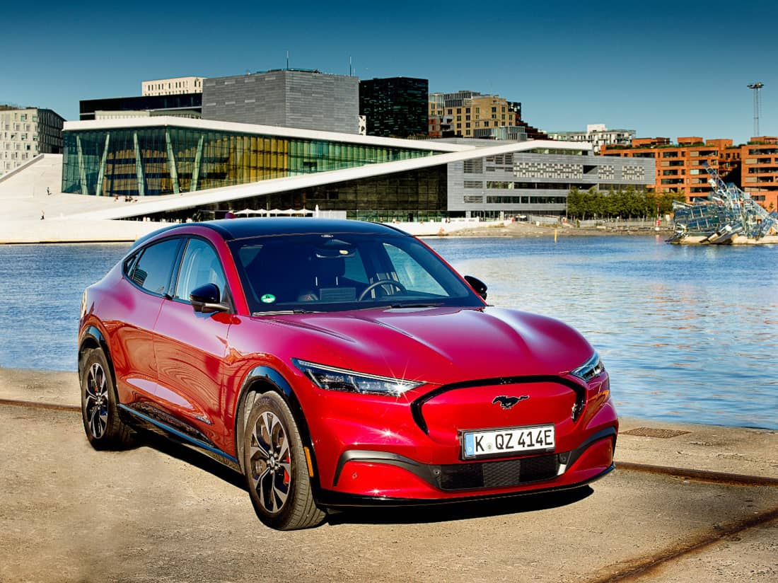 FORD 2020 MACH E NORWAY 05