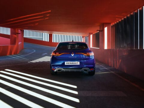 2020 All New Renault MEGANE Hatchback R.S. Line1