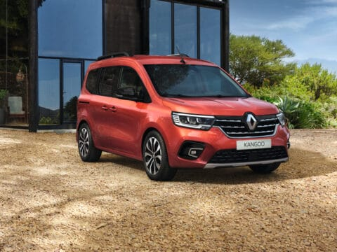 2020 THE NEW RENAULT KANGOO